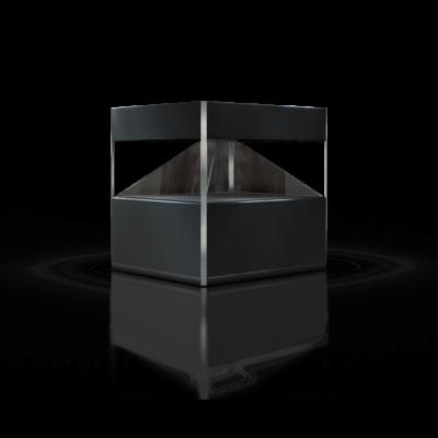Dreamoc XXL3 Noir, Vitrine Holographique Realfiction, DeepFrame