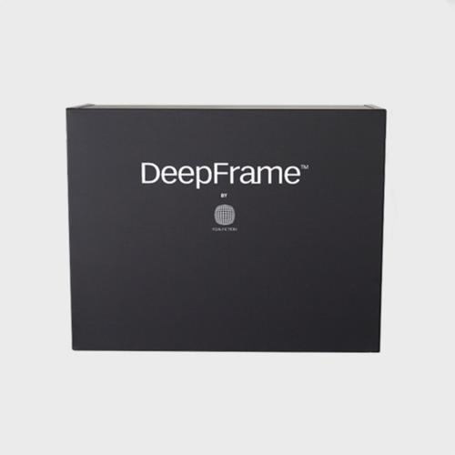 Cover Écran DeepFrame Basic, Vitrine Holographique Realfiction, Dreamoc