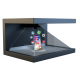 Dreamoc HD3 avec animation, Vitrine Holographique Realfiction, DeepFrame